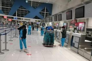 CNAB reduce numarul de ghisee de pe Aeroportul