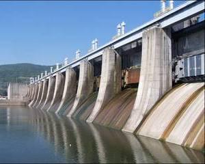 Lipsa de pana acum a precipitatiilor nu a afectat productia Hidroelectrica