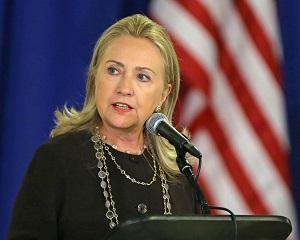 Mai mult de jumatate dintre americani o vad pe Hillary Clinton drept viitorul presedinte al SUA