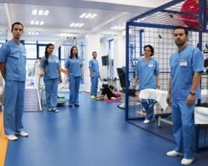 Un nou spital de recuperare medicala si-a deschis portile