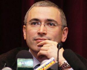 Mihail Hodorkovski, magnatul arestat in 2003 de Putin, a fost eliberat