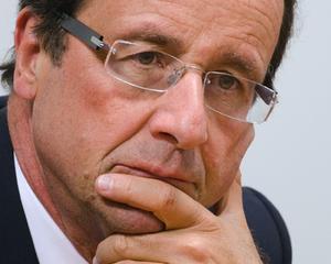 Popularitatea lui Francois Hollande a crescut spectaculos