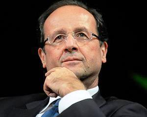 Presedintele francez Francois Hollande a anuntat despartirea de partenera sa