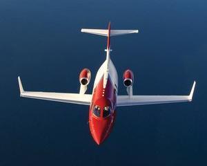 Honda construieste un avion de 4,5 milioane de dolari