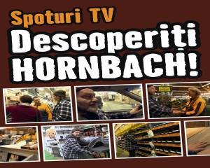 Hornbach da startul campaniei publicitare de primavara