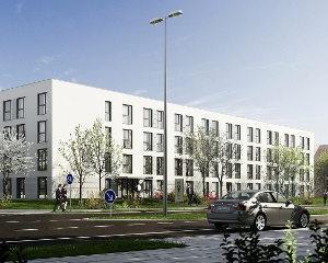 BMW construieste un HOTEL pentru angajatii sai din Munchen