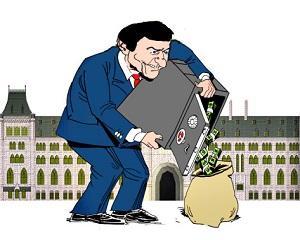 Ce se intampla cand institutiile statului ajung pe mainile hotilor?