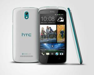 HTC Desire 500, telefonul single si dual SIM. Depinde cum il preferati