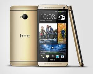 HTC One Gold, in Romania, prin Orange