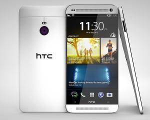 HTC a lansat in Romania smartphone-ul HTC One (M8)