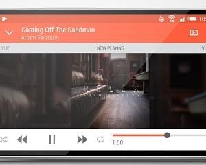 HTC ONE: Filmare Full HD in mod Slow Motion