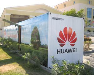 Huawei Technologies preia, cu acordul Consiliului Concurentei, unele active ale UPC Romania