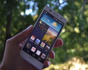 Huawei a lansat un smartphone pentru a cuceri Europa