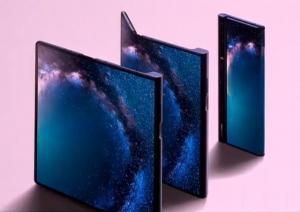 Huawei prezinta primul telefon pliabil cu tehnologie 5G de pe piata - Mate X