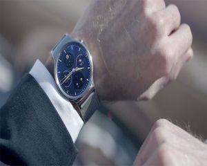 Cum arata primul smartwatch lansat de Huawei