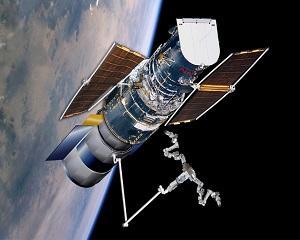 25 aprilie 1990: lansarea in spatiu a telescopului Hubble