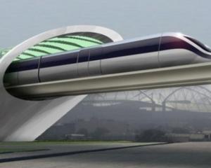 Hyperloop, noul concept de tren al dezvoltatorului Tesla Motors