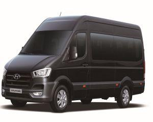 Hyundai H350 va fi lansat in premiera nationala la SAB 2015