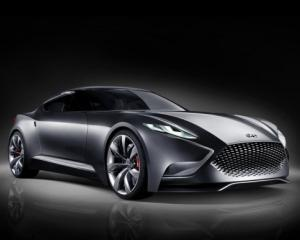 Ce motor ar putea avea urmatoarea generatie de Hyundai Genesis COUPE