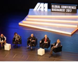 IAA Romania a transformat Bucurestiul in Capitala Globala a Creativitatii
