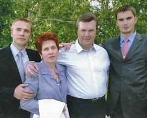 Istorii cu miros de bani: mostenirea familiei Ianukovici