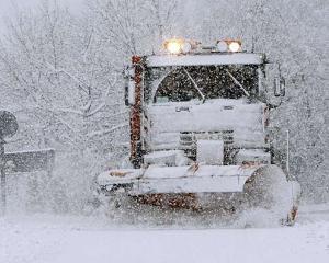 Vine iarna: primul Cod galben de ninsori