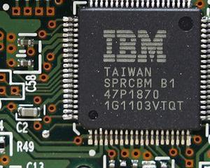 IBM a inregistrat o scadere surprinzatoare a vanzarilor in al treilea trimestru