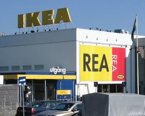 Ikea inregistreaza o incetinire a ritmului de extindere internationala
