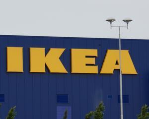 Ikea si-a majorat cota de piata, dupa ce a inregistrat o crestere a vanzarilor