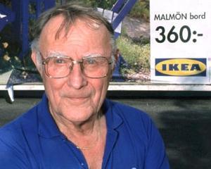 Fondatorul IKEA bate in retragere. Fiul sau cel mic va prelua o functie-cheie
