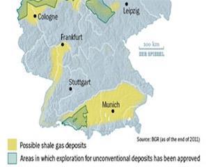 Germania ar putea ridica interdictia asupra fracturarii hidraulice