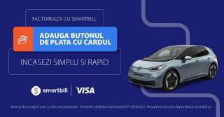 Alege SmartBill si adauga simplitate afacerii tale  cu un Buton!