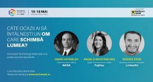 Bucharest Technology Week 2018: program, speakeri si inscrieri