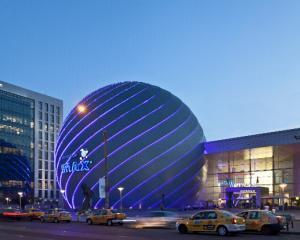 AFI Park 1 este prima cladire de birouri din Romania care  a obtinut certificarea LEED Gold Core & Shell