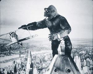 2 martie 1933: este lansat la Radio City Hall filmul King Kong