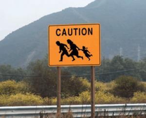 Romanii nu vor stabilirea refugiatilor in tara noastra