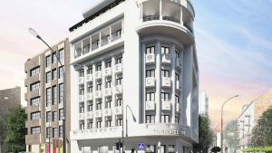 Proiectul rezidential H Victoriei 139 din centrul Bucurestiului intra in linie dreapta. Au fost emise autorizatiile de constructie
