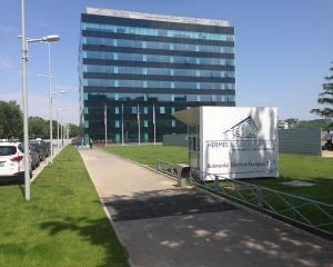 Romanian International Bank va avea un nou sediu, in Hermes Business Campus