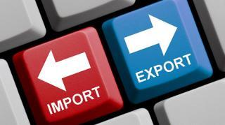 Deficitul comercial al Romaniei s-a majorat cu 456 milioane de euro, la peste 3 miliarde de euro
