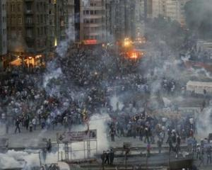 In Turcia au loc proteste violente impotriva guvernului Erdogan