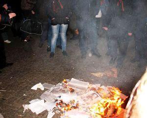 Ucraina: Se cauta vinovatii pentru mortii de la Odesa