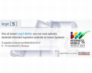 Indaco Systems va lansa aplicatia Lege5 Mobile