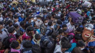 India depaseste pragul de 5 milioane de cazuri de COVID-19