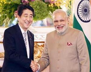 Japonia va investi 33,58 miliarde de dolari in India