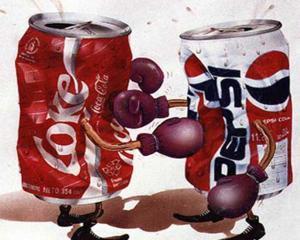 Pepsi se adreseaza mai mult tinerilor, iar Coca-Cola este pentru cei mai in varsta, spune Indra Nooyi