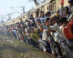 India va depasi China, la numarul de oameni, in 15 ani. In 2100, am putea fi 16,6 miliarde de suflete