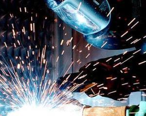 Productia industriala: Avans de 10,1% in primele trei luni
