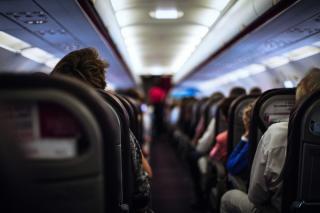 Studiu nou: E mai riscant sa mergem la cumparaturi, decat sa zburam cu avionul