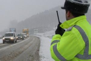 INFOTRAFIC: Drumurile nationale cu circulatia oprita