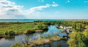 Insula Matita, din Delta Dunarii, scoasa la licitatie cu un pret de pornire de 350.000 de euro